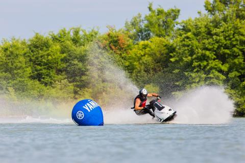 2017 Yamaha SuperJet in Rock Falls, Illinois