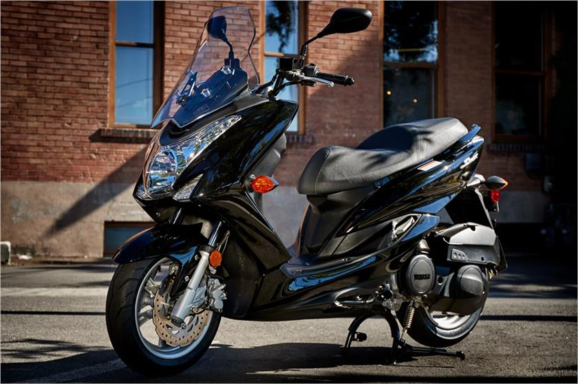 2017 Yamaha SMAX in Derry, New Hampshire