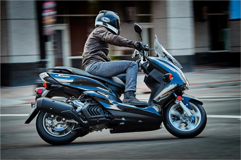 2017 Yamaha SMAX in Miami, Florida