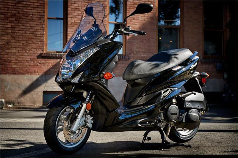 2017 Yamaha SMAX in Tamworth, New Hampshire