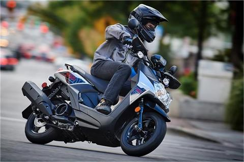 2017 Yamaha Zuma 125 in Fontana, California