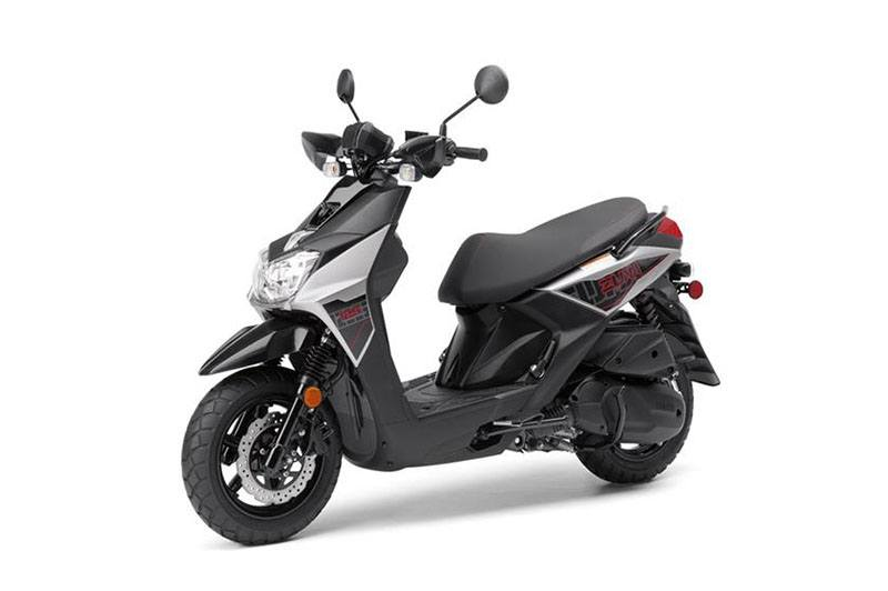 2017 yamaha zuma 125 scooters denver colorado yw125hs. Black Bedroom Furniture Sets. Home Design Ideas
