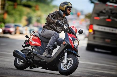 2017 Yamaha Zuma 50FX in Middletown, New Jersey