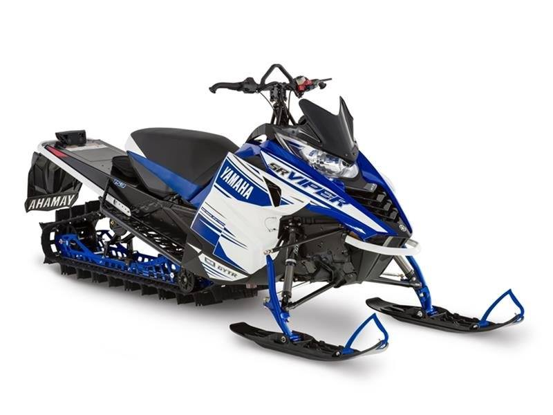 2017 Yamaha SRViper M-TX 153 SE in Hancock, Michigan