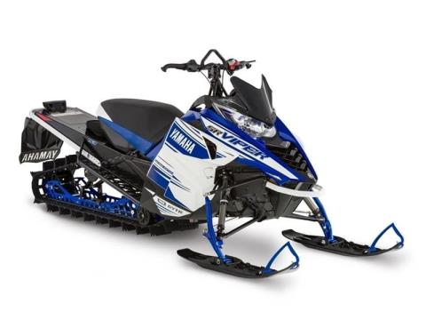 2017 Yamaha SRViper M-TX 153 SE in Lowell, North Carolina