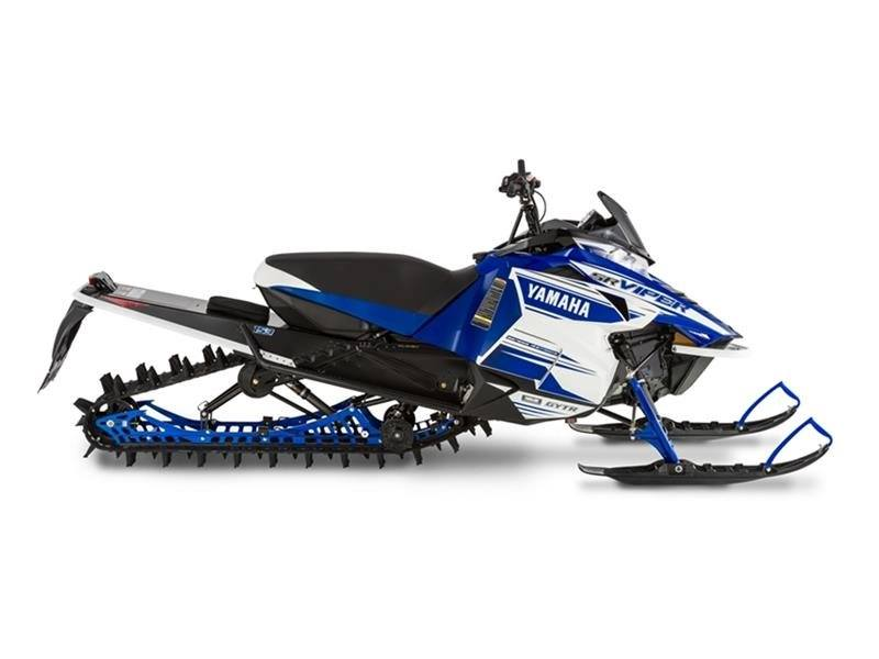 2017 Yamaha SRViper M-TX 153 SE in Derry, New Hampshire