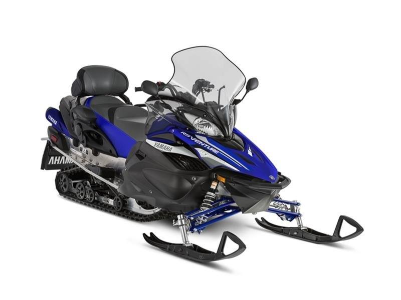 2017 Yamaha RS Venture TF in Utica, New York