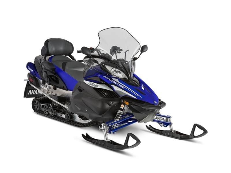 2017 Yamaha RS Venture TF BAT in Utica, New York