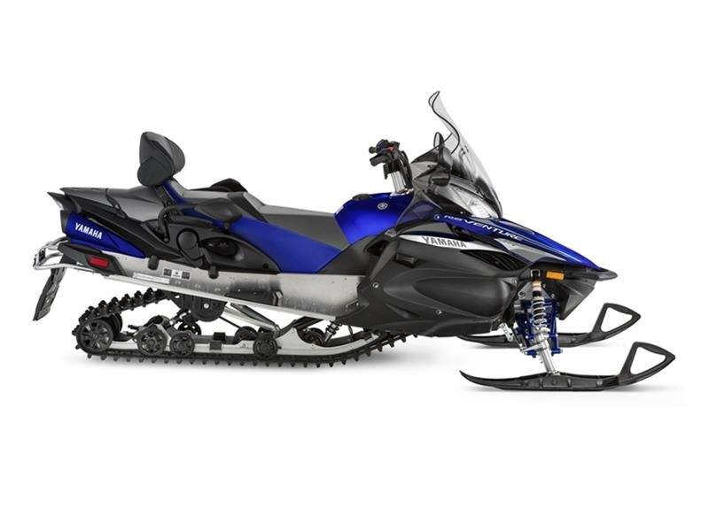 2017 Yamaha RS Venture TF BAT in Bemidji, Minnesota