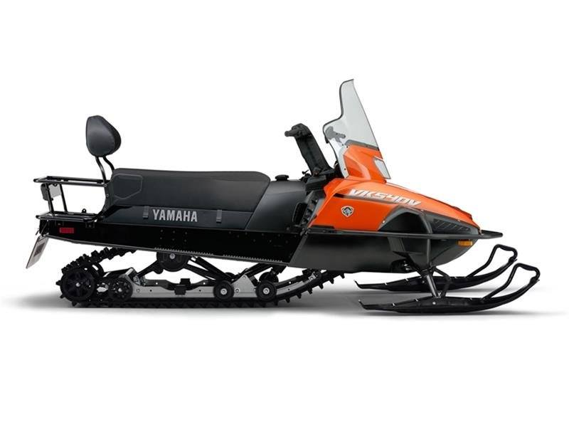2017 Yamaha VK 540 in Utica, New York