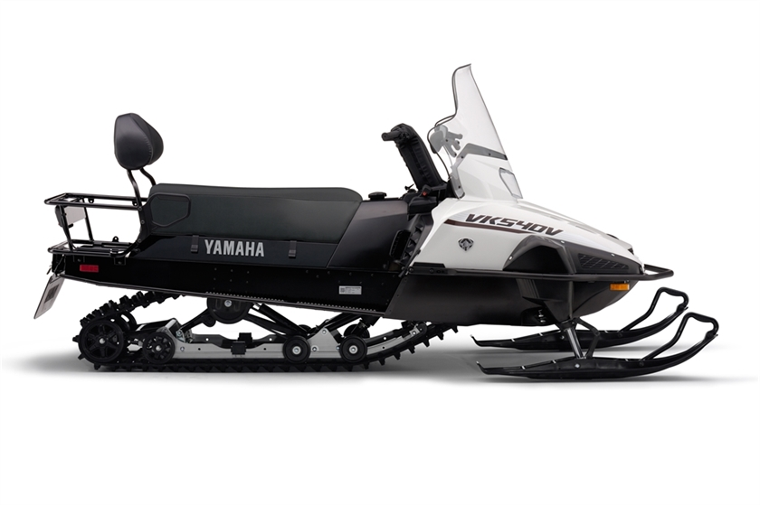 2017 Yamaha VK 540 in Tamworth, New Hampshire