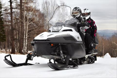 2017 Yamaha VK Professional II in Tamworth, New Hampshire