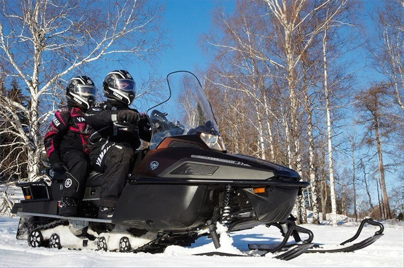 2017 Yamaha VK Professional II in Coloma, Michigan