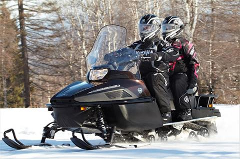 2017 Yamaha VK Professional II in Derry, New Hampshire