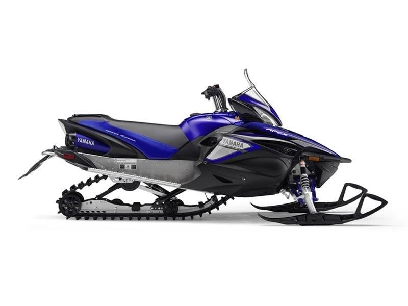 2017 Yamaha Apex in Fairview, Utah