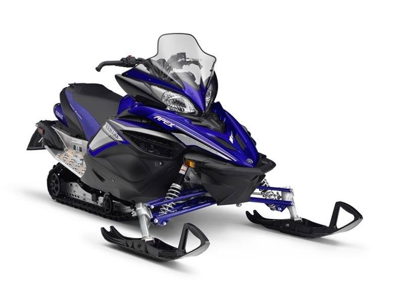 2017 Yamaha Apex in Derry, New Hampshire
