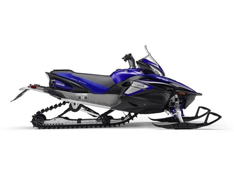 2017 Yamaha Apex X-TX in Derry, New Hampshire
