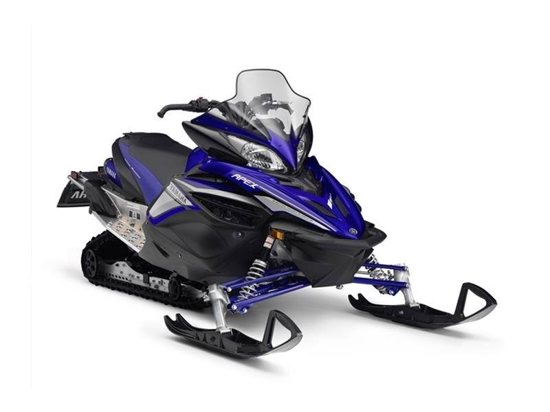 2017 Yamaha Apex X-TX in Lowell, North Carolina