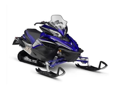 2017 Yamaha Apex X-TX in Tamworth, New Hampshire