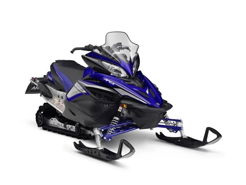 2017 Yamaha Apex X-TX 1.75 in Dallas, Texas
