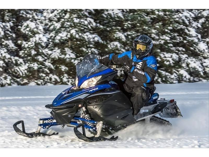 2017 Yamaha Apex X-TX 1.75 in Denver, Colorado