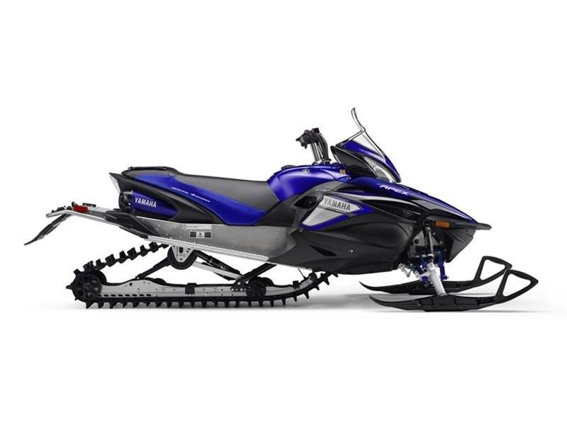 2017 Yamaha Apex X-TX LE 1.75 in Derry, New Hampshire
