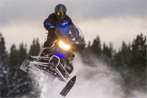 2017 Yamaha Phazer R-TX in Tamworth, New Hampshire