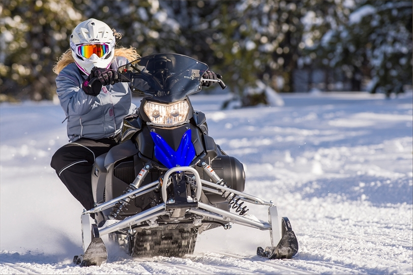 2017 Yamaha Phazer X-TX in Derry, New Hampshire