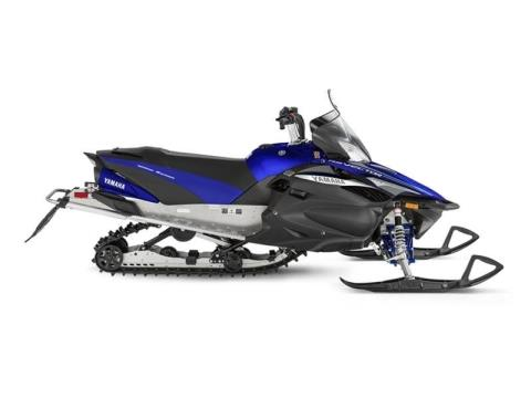2017 Yamaha RS Vector in Francis Creek, Wisconsin