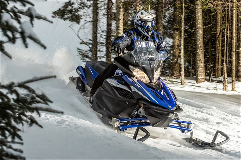 2017 Yamaha RS Vector X-TX 1.75 in Derry, New Hampshire