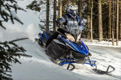 2017 Yamaha RS Vector X-TX 1.75 in Coloma, Michigan