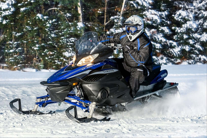 2017 Yamaha RS Vector X-TX 1.75 in Bemidji, Minnesota