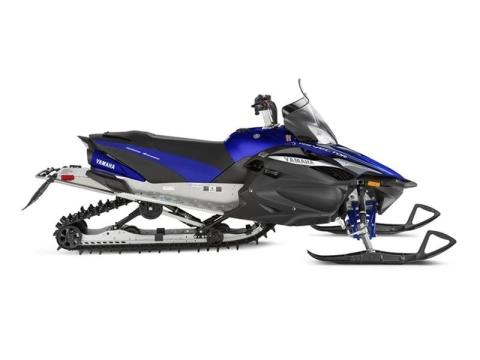 2017 Yamaha RS Vector X-TX 1.75 LE in Tamworth, New Hampshire