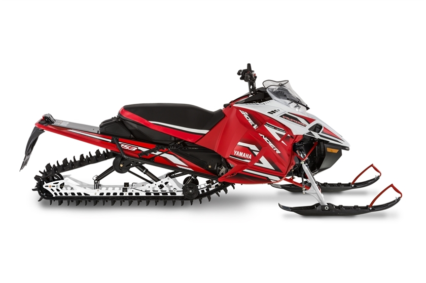 2017 Yamaha Sidewinder B-TX LE in Denver, Colorado