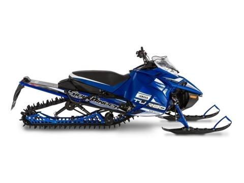 2017 Yamaha Sidewinder B-TX LE in Tamworth, New Hampshire