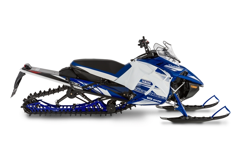 2017 Yamaha Sidewinder B-TX SE in Derry, New Hampshire