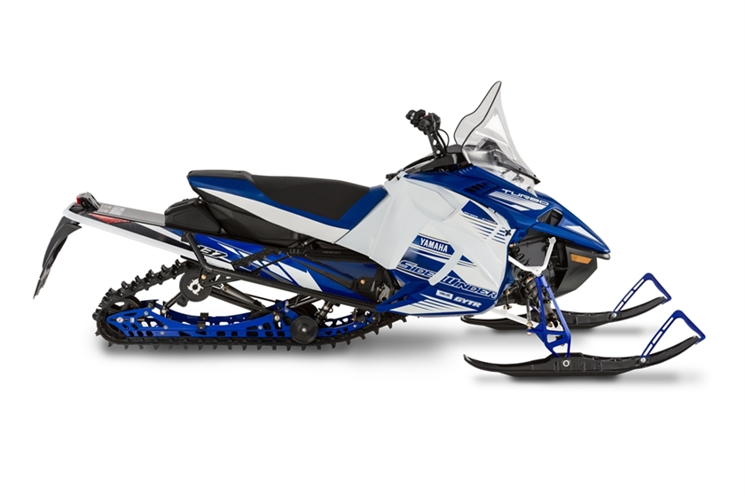 2017 Yamaha Sidewinder L-TX DX in Lowell, North Carolina