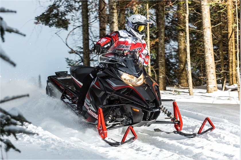 2017 Yamaha Sidewinder L-TX DX in Tamworth, New Hampshire