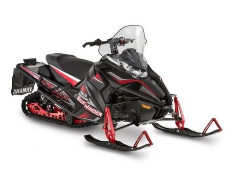 2017 Yamaha Sidewinder L-TX DX in Coloma, Michigan