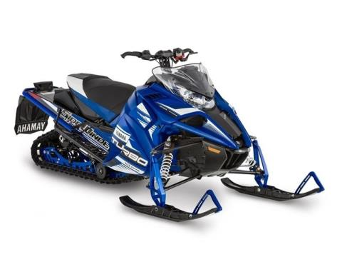 2017 Yamaha Sidewinder L-TX LE in Hancock, Michigan