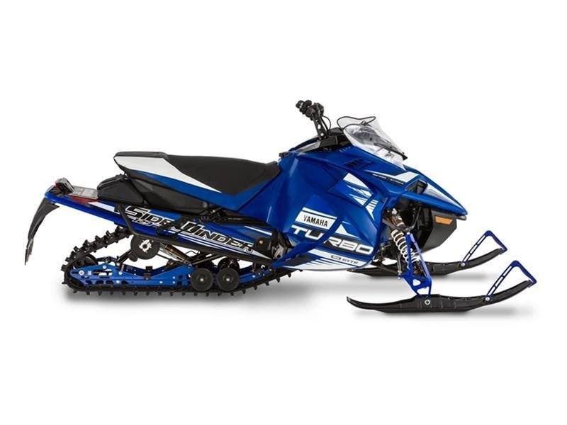 New 2017 yamaha sidewinder r tx le snowmobiles in hobart for Yamaha installment financing