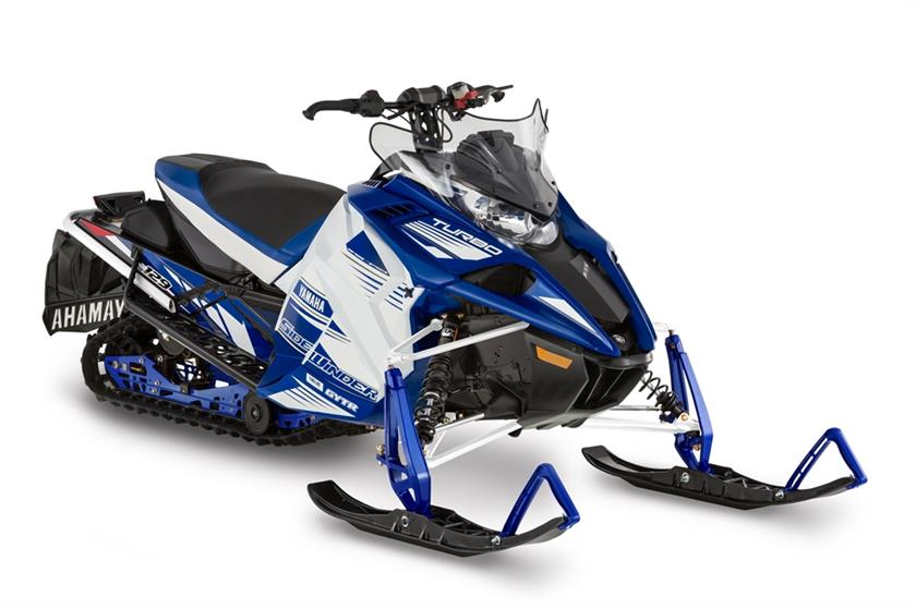 2017 Yamaha Sidewinder R-TX SE in Port Washington, Wisconsin