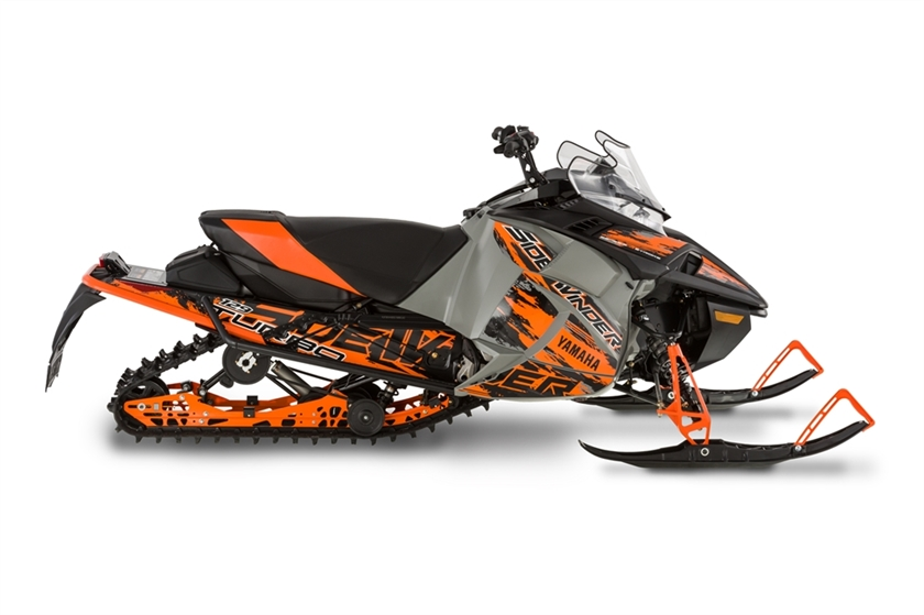 2017 Yamaha Sidewinder R-TX SE in Fairview, Utah