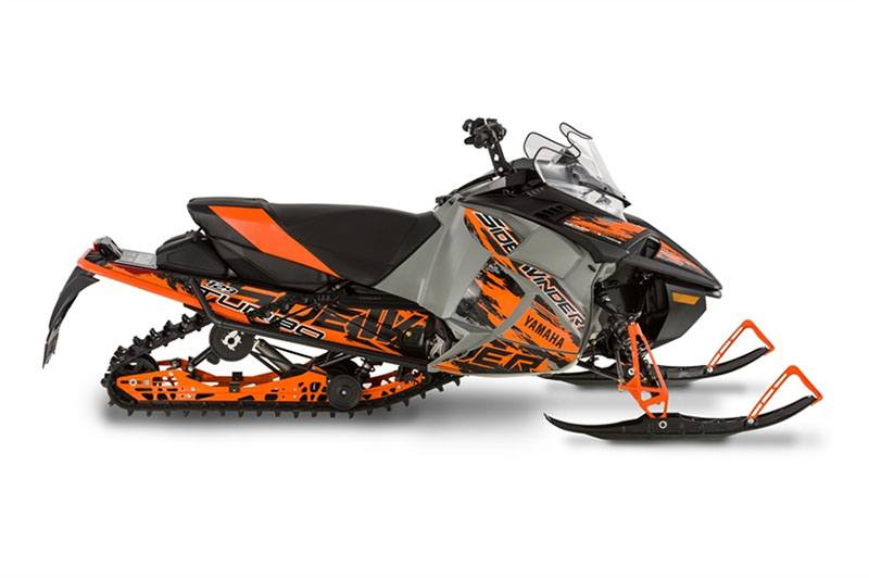 2017 Yamaha Sidewinder R-TX SE in Spencerport, New York