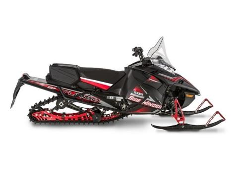 2017 Yamaha Sidewinder S-TX DX 137 in Francis Creek, Wisconsin