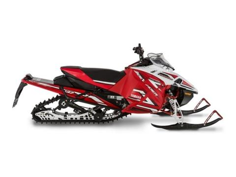 2017 Yamaha Sidewinder X-TX LE 137 in Derry, New Hampshire