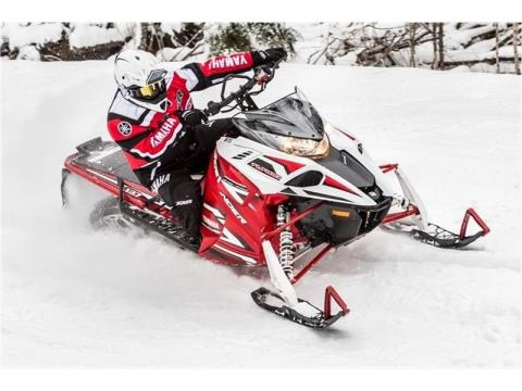 2017 Yamaha Sidewinder X-TX 137 LE in Derry, New Hampshire