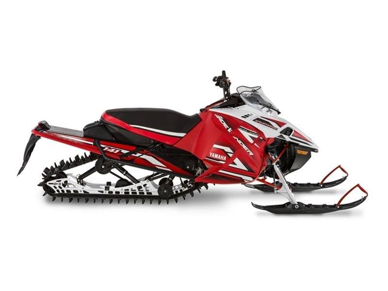 2017 Yamaha Sidewinder X-TX LE 141 in Coloma, Michigan