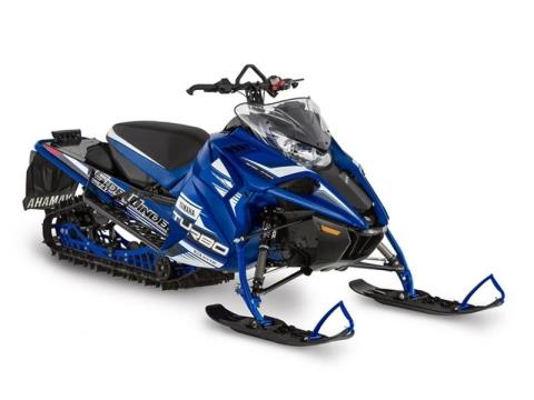 2017 Yamaha Sidewinder X-TX 141 LE in Derry, New Hampshire