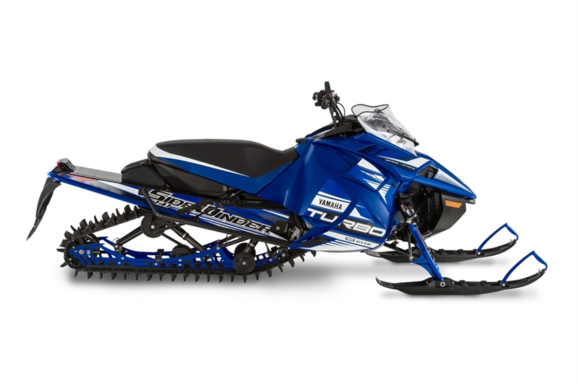 2017 Yamaha Sidewinder X-TX LE 141 in Derry, New Hampshire